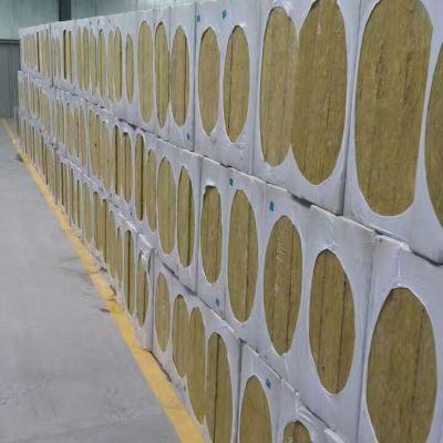 岩棉管材直销 大管径岩棉管材价格 防火岩棉管材