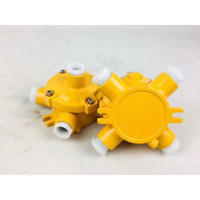 FHD-G3/4B三防接线盒|防水防尘防腐|防爆绕性连接管|现货供应