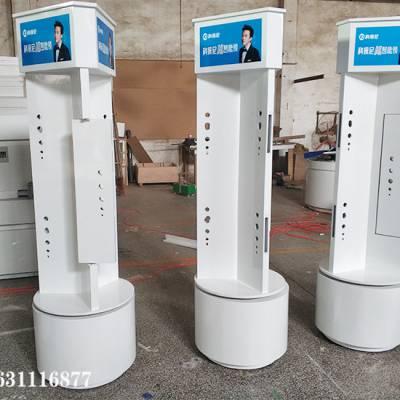 四平 安防门锁柜 欧瑞博 智能锁展示柜厂家实体拍摄图片