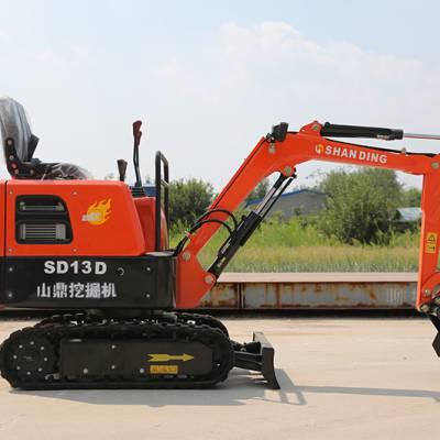省油果园管理小型挖掘机 供应旱厕改造微型挖掘机