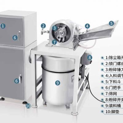热销 旭朗不锈钢粉碎机、化工厂粉碎机设备供应
