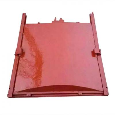 1.2*1.2米手电两用闸门质量 铸铁闸门的结构特点