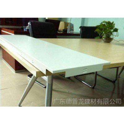 加油站天花标准铝扣板立柱铝型材条形材料批发厂家