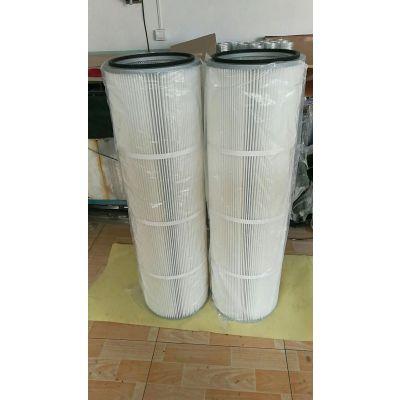 工业磨料制粒生产线炭黑包装生产线用除尘滤芯350*900【欧润达】