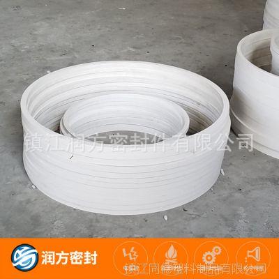 大规格 大尺寸的聚四氟乙烯PTFE模压管 加工跟生产 模具齐全