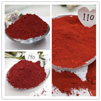 厂家直销 氧化铁红着色力强 彩砖,水泥路面,塑料,涂料油漆专用