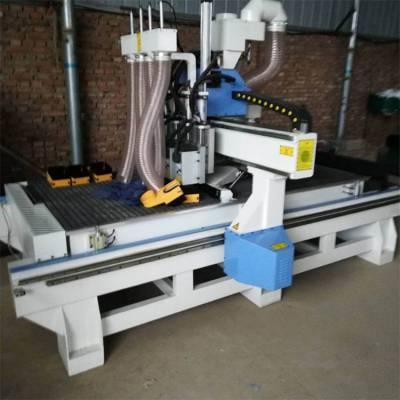 木工机械雕刻机 四工序开料机数控开料机 全自动上下料雕刻机