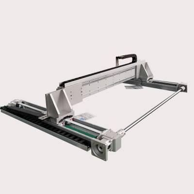 非标龙门三轴同步带滑台电动模组数控直线运动重型平台机械手定制