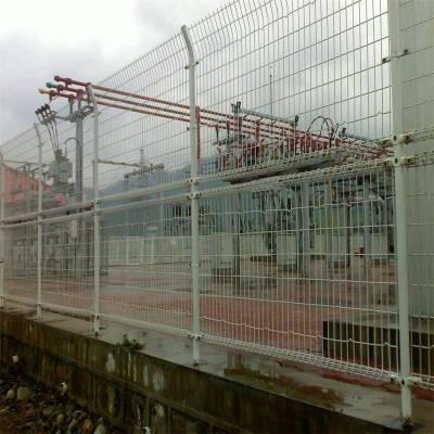 黄山加粗铁丝网-铁丝隔离栅-护栏网框架