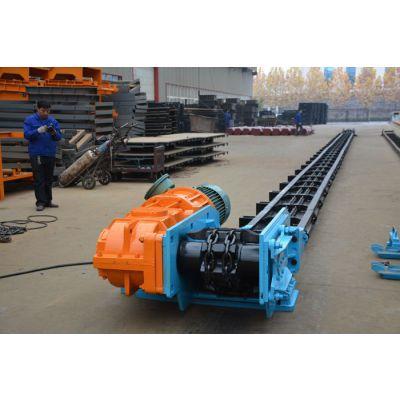 辽宁埋刮板输送机 量产高炉灰输送刮板机
