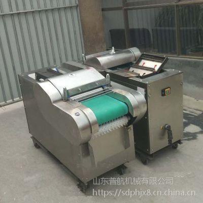 马铃薯切片机 薄厚可调节电动切菜机 豆腐切块机厂家