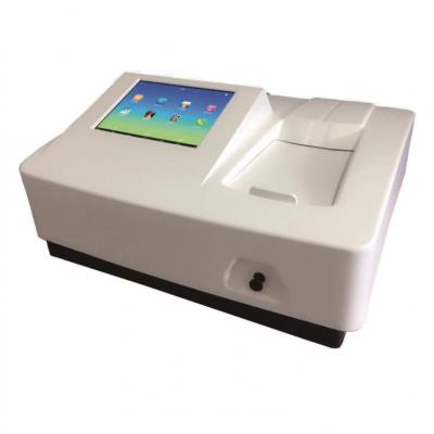 西安供应上海昂拉EU-2200RT 比例监测触摸屏紫外-可见分光光度计