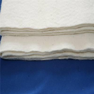 出口家纺用纯棉片 裁片全棉针刺棉 100%棉花填充棉厂家