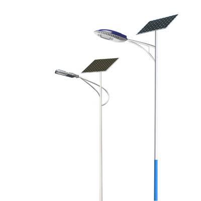 批发路灯 4米-8米太阳能路灯锂电一体化LED灯明光 30W-100W小金豆路灯