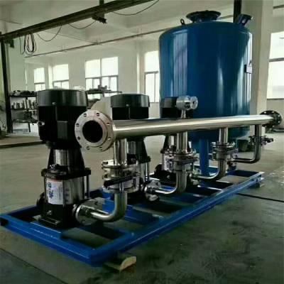 厂家直销电动机消防稳压泵组XBD6.5/55-L恒压供水泵
