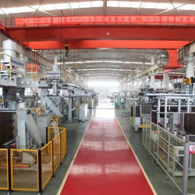 光伏浮体生产机器通佳吹塑机厂家