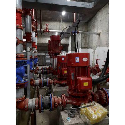 消防泵XBD8.2/30-L厂家,消防增压水泵XBD8.4/30-L喷淋泵/消火栓泵参数选型