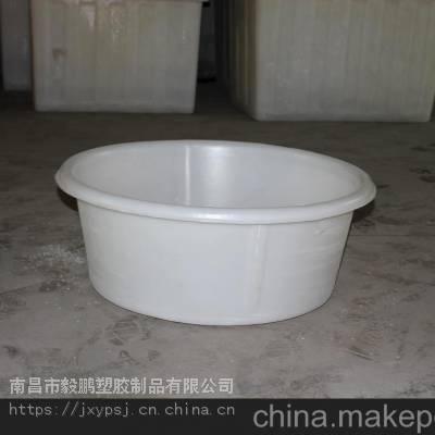 食品级耐酸碱耐摔安全***130升圆桶南昌毅鹏塑胶M-130L