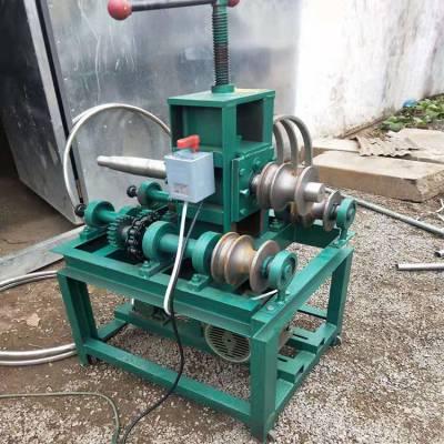厂家直销弯管机 大棚弯弧弯圆机 小型电动立式弯管机