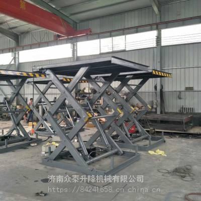 兰州供应固定式升降机 载重3吨工厂货梯 仓库升降货梯 航天品牌