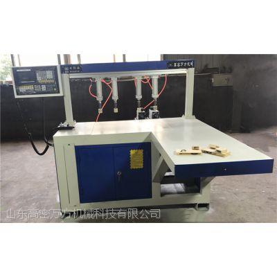 万方木工机械家具隐形连接件专用侧孔机数控侧铣机