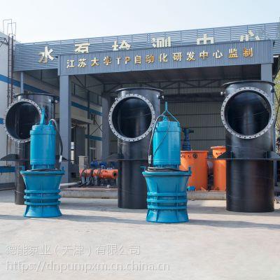 德能泵业潜水泵_悬吊式混流泵专业制造商