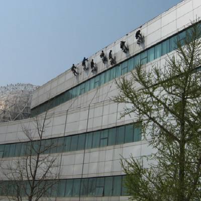 江津珞璜外墙清洗-洁万家高空服务公司