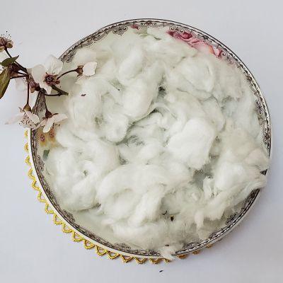 石家庄供应(WJ-0207) 矿物纤维可塑性强密闭包裹好 无机喷涂棉