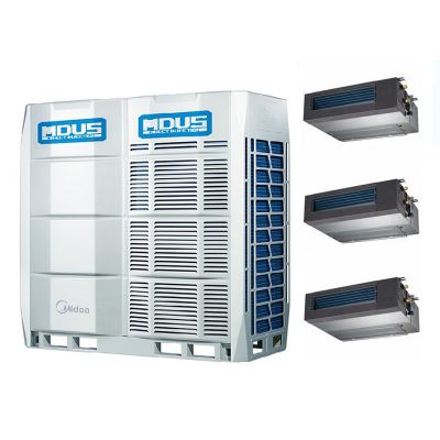 中央空调 商用 工程 美的中央空调多联机 美的空调多联机变频