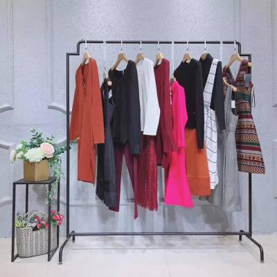 麦克斯菲瑞女装 品牌折扣店女装店 玫迪斯批发地址 大码秋季外套