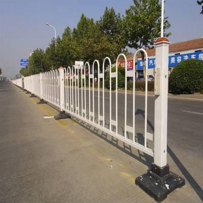 市政道路公路护栏市政隔离栏道路京式护栏公路马路城市铝合金护栏