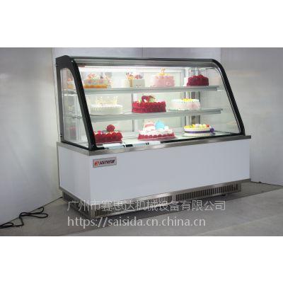 冷藏展示冷柜多少钱一台? 赛思达冷藏展示面包柜多少钱一台?