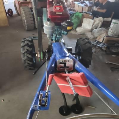 手扶拖拉机绞磨 柴油机绞磨 手扶电缆牵引机