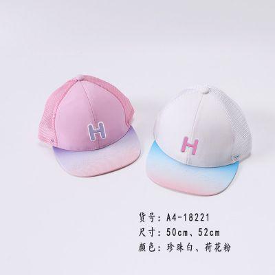 儿童时尚网眼棒球帽男款女款