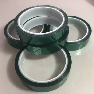 电镀绿胶带 厂家直销 PET喷涂绿色胶带-富汇立