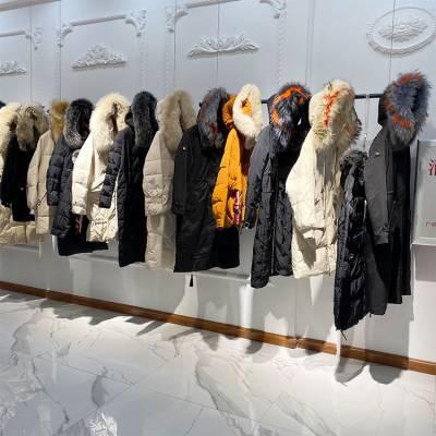 江南布衣品牌女装折扣走份批发天雨品牌女装折扣店进货渠道