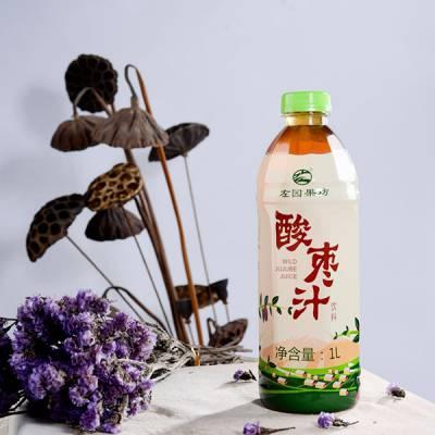 2L酸枣饮料年节礼品 左园 酸枣饮料 2L酸枣饮料代理