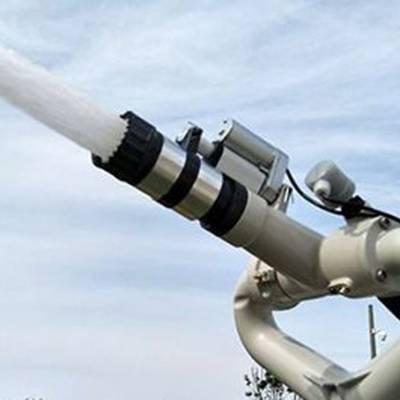 新款高端智能全自动高压双管洒水炮