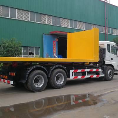 30吨车厢可卸式垃圾车多少钱