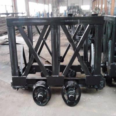 值得信赖3吨矿车 煤矿用矿车配件 MLC15-6材料车