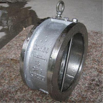 H76H止回阀 H76H不锈钢止回阀 H76H不锈钢对夹式蝶形止回阀
