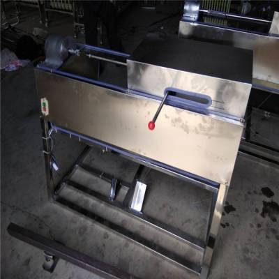 百香果削皮机 源头厂家生产直销