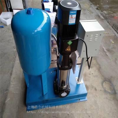 南方一控二变频泵CDM10-18管网叠加变频恒压供水泵组