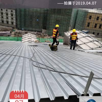 深圳华为培训学院YXB38-150-900开口楼承板订单的故事