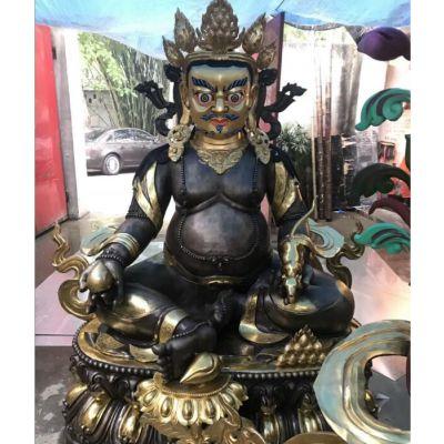 铜藏佛图片-大兴安岭地区铜藏佛-恒盈雕塑