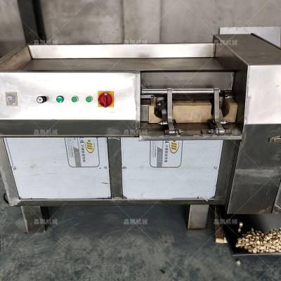 不锈钢茯苓800型冻肉切丁机多少钱