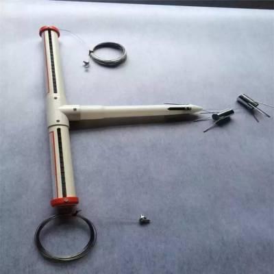 LBY-2顶板离层仪T行安装方式浅基点5米