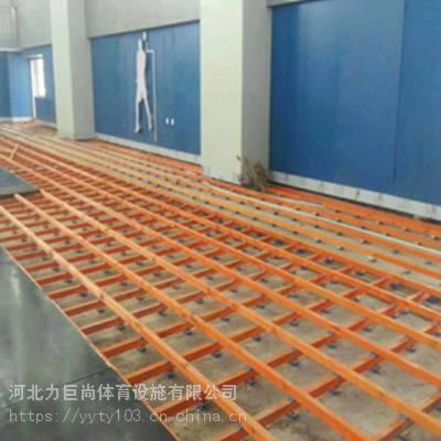 枫木A级实木运动木地板厂家批发
