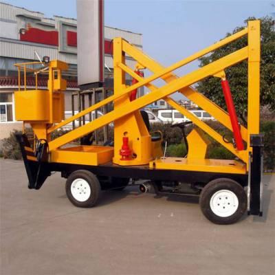 电动曲臂升降机 液压升降机 柴油动力升降平台