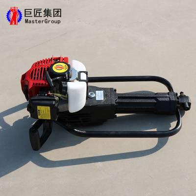 土壤取样钻机 QTZ-1 环境检测项目专用设备 泥土检查 厂家直销